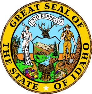 state of idaho seal